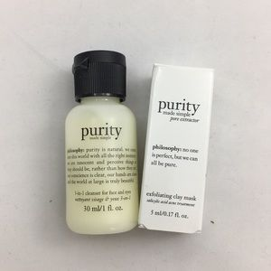 NEW Philosophy Purity Made Simple Set